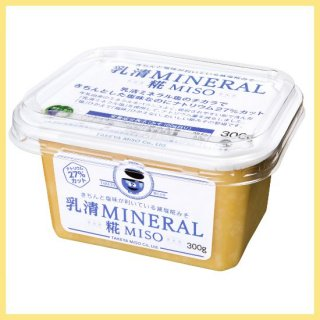 乳清MINERAL糀MISO 300g