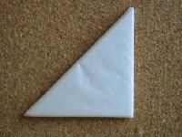 三角紙 大型