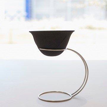【送料無料】LOCAセラミックフィルター&ステンレススタンドセット ラウンドタイプ/Regular<br />LOCA Ceramic Filter Round Regular Stand Set