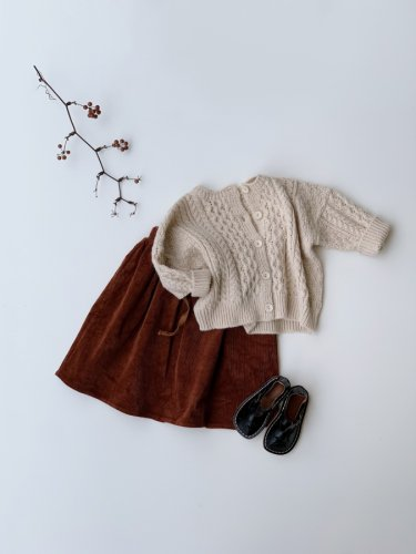 <img class='new_mark_img1' src='//img.shop-pro.jp/img/new/icons14.gif' style='border:none;display:inline;margin:0px;padding:0px;width:auto;' />046.corduroy skirt(brick)