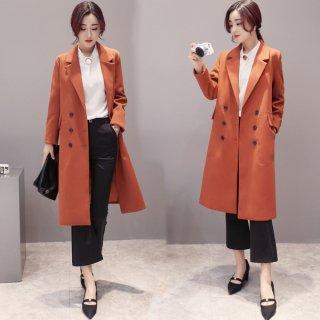 韓国コート❤大人な雰囲気で大人綺麗なロングコート