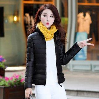 韓国ダウンジャケット❤手軽に着れて万能に使えるミディアム丈