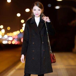 韓国ピーコート❤大人な女性らしくでも可愛くいきたいそんなあなたへ