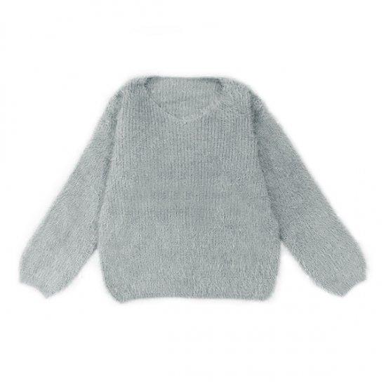 韓国トップスのニット・セーター