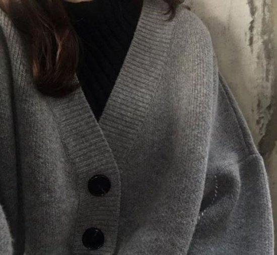 韓国トップスのカーディガン・ボレロ