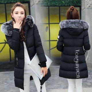 韓国ジャケット❤ミディアム丈で羽織りやすい♪ちょっとしたお出かけに♪ダウンジャケット