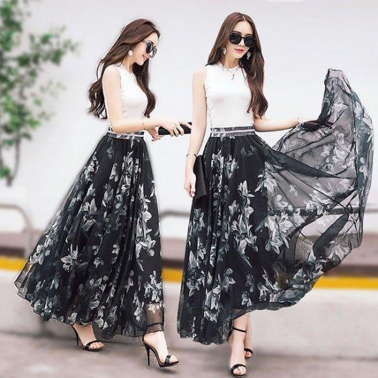 韓国スカート