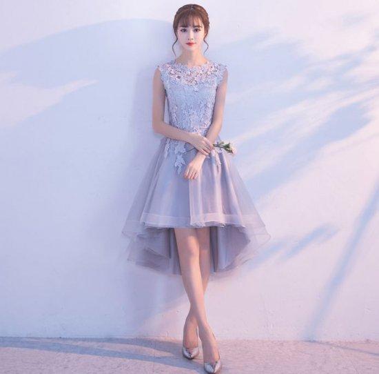 81c4ca07707a5 ドレス ワンピース ノースリーブフィッシュテールのパーティードレス ...