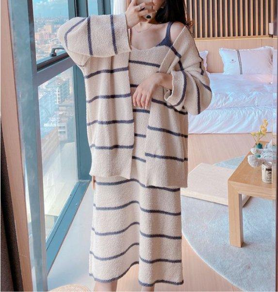 韓国パジャマ・ルームウェア・ナイトウェアの