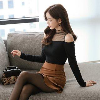 韓国ワンピース❤大人可愛いショートのツーピース