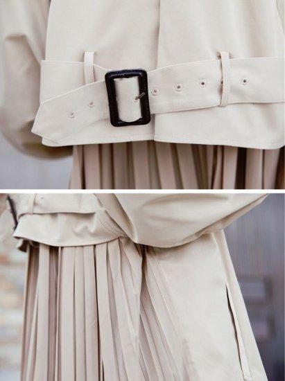 韓国アウター・ジャケットのトレンチコート