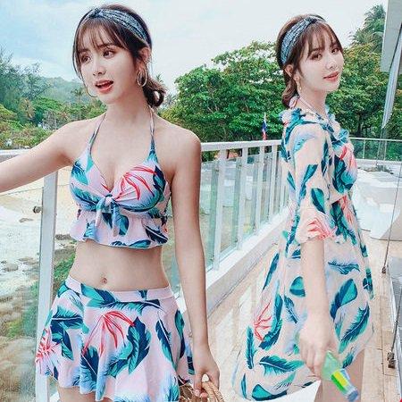 レディースの韓国水着