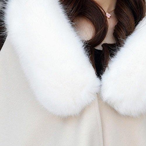韓国アウター・ジャケットのポンチョ・ケープ