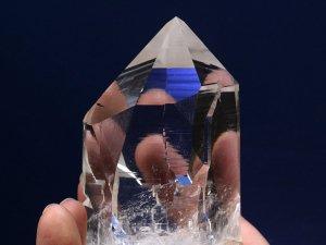 ガルサ産ヒマラヤ水晶ポイント