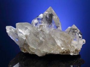 サインジ産ヒマラヤ水晶クラスター