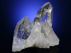 パルギ産ヒマラヤ水晶クラスター