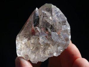 ガネーシュヒマール産ヒマラヤ水晶ポイント