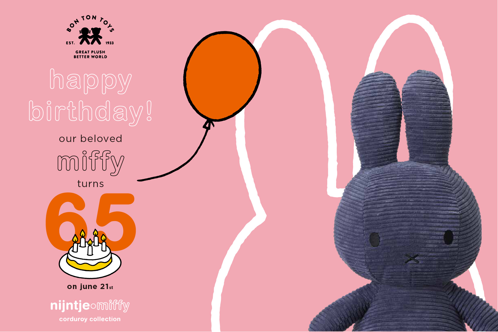 marcs miffy collection