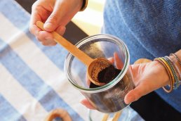 【ACACIA】COFFEE MEASURING SPOON S/M