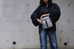 BELL SLIM BAG WITH FLAP