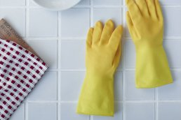 GLOVES KITCHEN