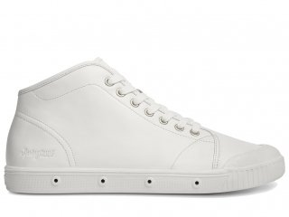 CLASSIC B2 WHITE LEATHER