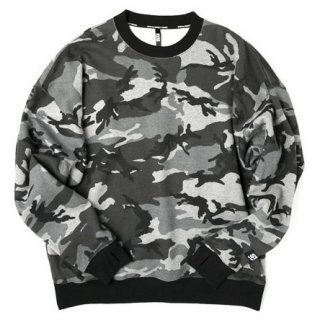 P/O SHOULDER PRINT SWEAT
