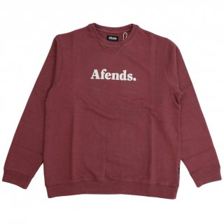 Afends Dot OXBLOOD