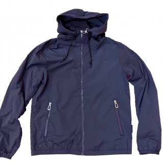 <img class='new_mark_img1' src='//img.shop-pro.jp/img/new/icons15.gif' style='border:none;display:inline;margin:0px;padding:0px;width:auto;' />Nylon Hood Jacket NAVY
