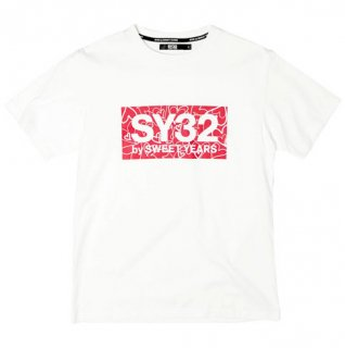 <img class='new_mark_img1' src='//img.shop-pro.jp/img/new/icons15.gif' style='border:none;display:inline;margin:0px;padding:0px;width:auto;' />HEART BOX LOGO TEE WHITE×RED