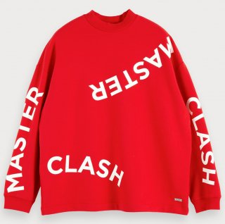 <img class='new_mark_img1' src='//img.shop-pro.jp/img/new/icons15.gif' style='border:none;display:inline;margin:0px;padding:0px;width:auto;' />Master Clash Artwork Sweater