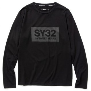 <img class='new_mark_img1' src='//img.shop-pro.jp/img/new/icons14.gif' style='border:none;display:inline;margin:0px;padding:0px;width:auto;' />BOX LOGO L/S TEE Black×Black