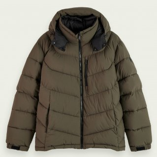 <img class='new_mark_img1' src='//img.shop-pro.jp/img/new/icons14.gif' style='border:none;display:inline;margin:0px;padding:0px;width:auto;' />Mid-length padded jacket Military