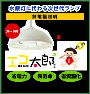水銀灯に代わる次世代ランプ