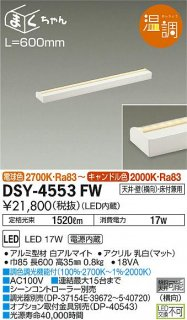 DSY-4553FW ベースライト 大光電機(DAIKO)