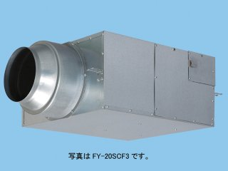FY-15SCS3 中間ダクトファン・ダクト用送風機器 パナソニック換気扇(Panasonic)