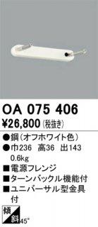 OA075406  T区分 スポットライト オーデリック(ODELIC)