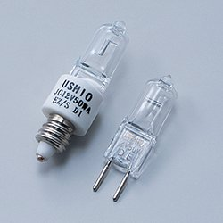 JC12V10W (JC12V10W ×10) ランプ類 ハロゲン電球 ケース販売商品 白熱灯 ウシオ(USHIO)