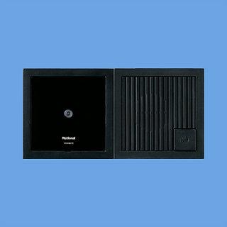 WQD827B カラーテレビドアホン カラー玄関番FFタイプ パナソニック(Panasonic)