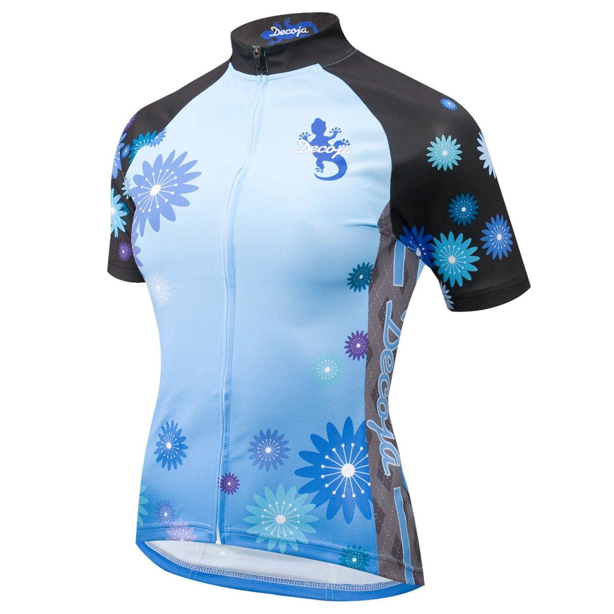 a00e68f3d3776b DECOJA レディース半袖 Malibu(27124)[送料無料] サイクルウェア 自転車ウェア サイクルジャージ