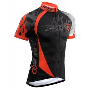 911577ef30be08 ... DECOJA 半袖 フォッフェ(23261)[送料無料] サイクルウェア 自転車ウェア サイクルジャージ