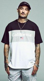 SP CALIFORNIA TEE SS-BLACK