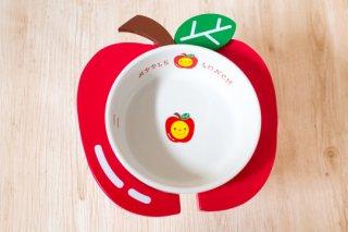 リンゴの食器&食器台セット