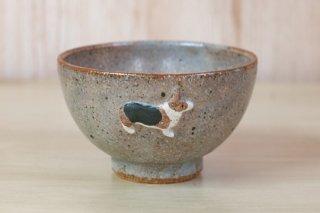 お茶碗 コーギー(トライ) - haru*物 -