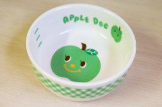 グリーンアップルの食器 S