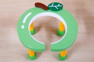 グリーンアップルの食器台 S