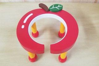 りんごの食器台 S
