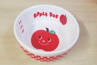 りんごの食器 S