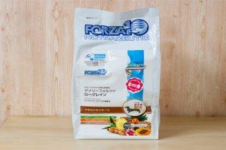 FORZA10 デイリーフォルツァ ローグレイン ミニ ホース(小粒/馬肉) 3kg(500g×6袋)