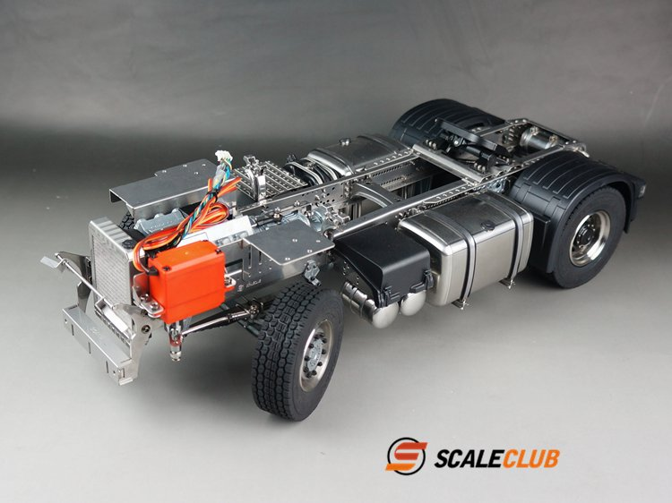 Scale-Club社製 1/14 SCANIA  R470 4×2 フルメタルシャーシキット<img class='new_mark_img2' src='https://img.shop-pro.jp/img/new/icons1.gif' style='border:none;display:inline;margin:0px;padding:0px;width:auto;' />